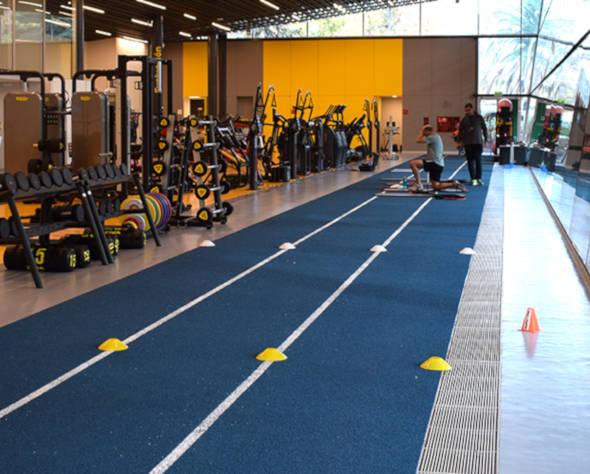 Alemana Sport - Centro de entrenamiento
