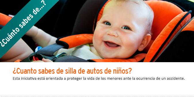 Cuestionario silladeautos for Sillas para guaguas