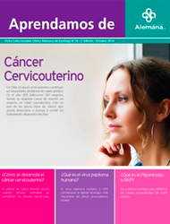 Mujer cancer cerviuterino