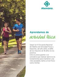 deporte actividad fisica
