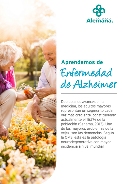 alzheimer adulto mayor memoria perdida neuronas