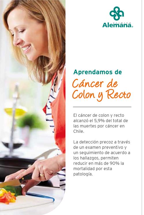 cancer colon recto estomago comida alimentacion