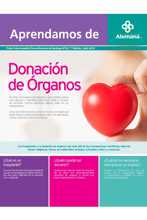 donacion corazon organos