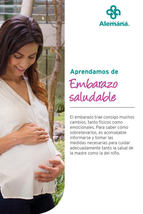 embarazo mujer bebe recien nacido
