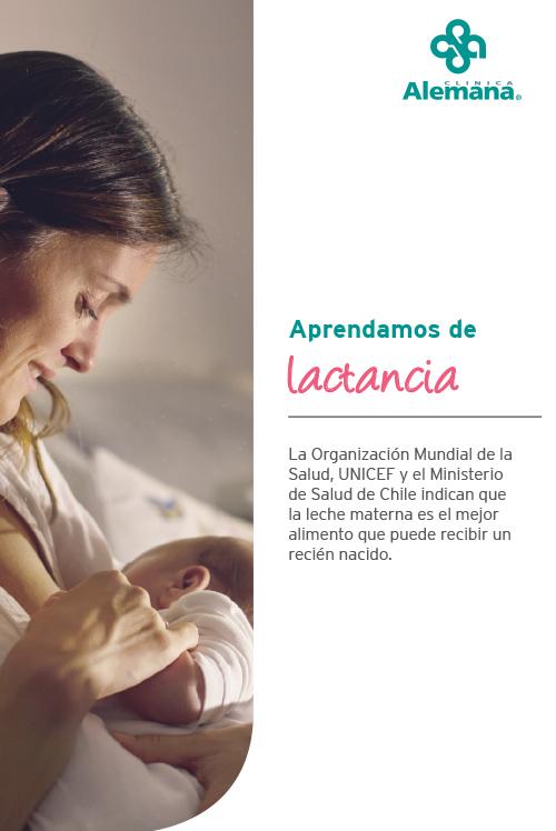 lactancia mama embarazo bebe leche materna