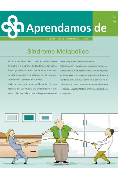 sindrome metabolismo enfermedades