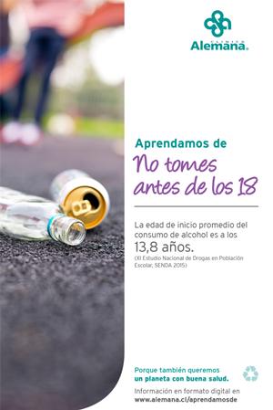 tomar tomes alcohol 18