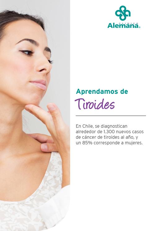 tiroides mujer tiroide