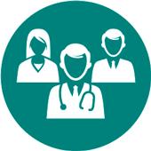 Icono médicos especialistas