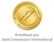 Acreditada por Joint Commission International